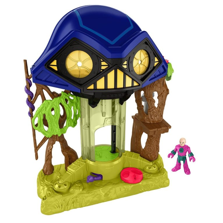 Fisher-Price Imaginext DC Super Friends Hall of Doom Toy Only $8.68 (Reg. $29.99)!