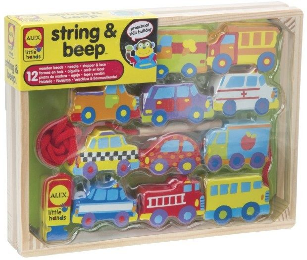 ALEX Toys Little Hands String and Beep Just $8.66!
