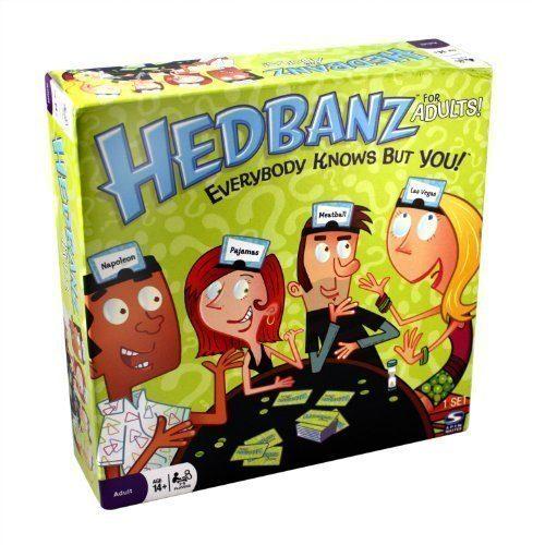 Adult HedBanz Game Just $8.18! (reg. $19.99)