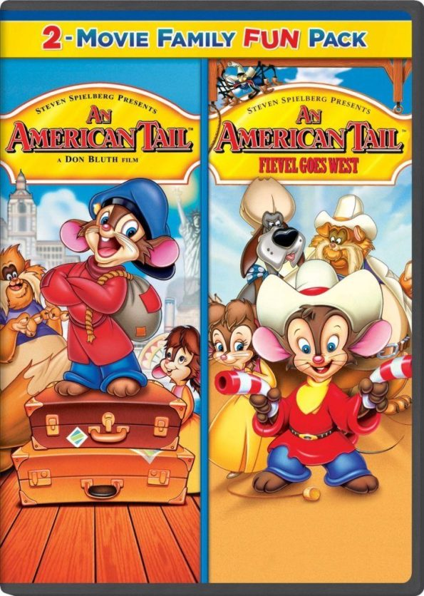 An American Tail 2-Movie Family Fun Pack Just $4.99!