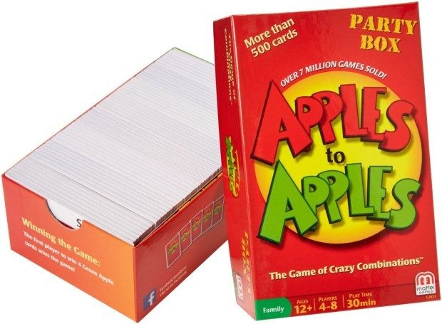 Apples to Apples Party Box Just $9.97! (reg. $19.99)