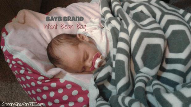 BayB Brand Infant Bean Bag Review!