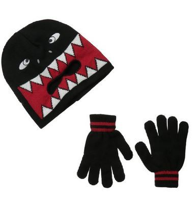Boys' Chaser Monster Facemask and Glove Set Just $1.63!