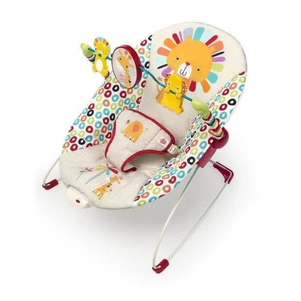 Bright Starts Playful Pinwheels Bouncer Just $19.99! (reg. $32.99)