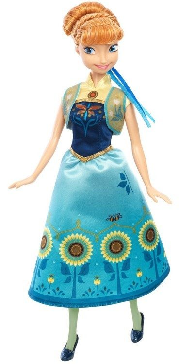 Disney Frozen Fever Anna Doll Just $7.49!  Down From $14.99!