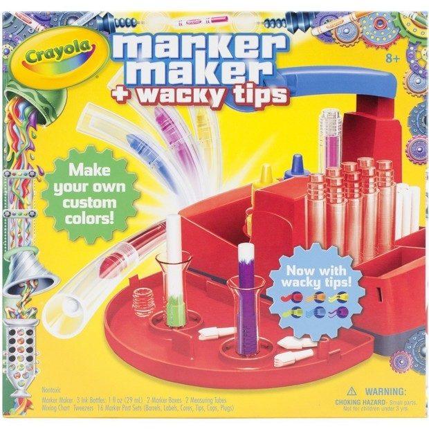 Crayola Marker Maker Wacky Tips Just $5.97! (reg. $34.99)