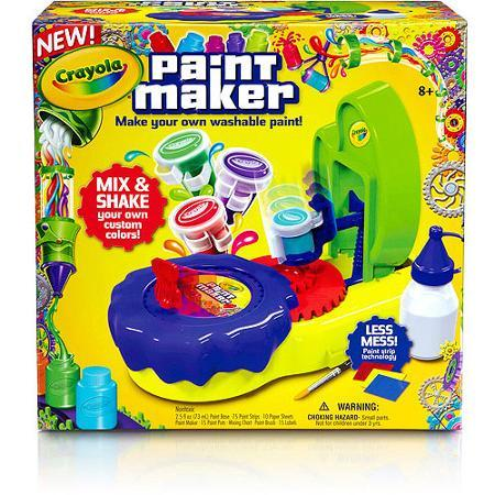 Crayola Paint Maker Just $7.39! (reg. $24.99)