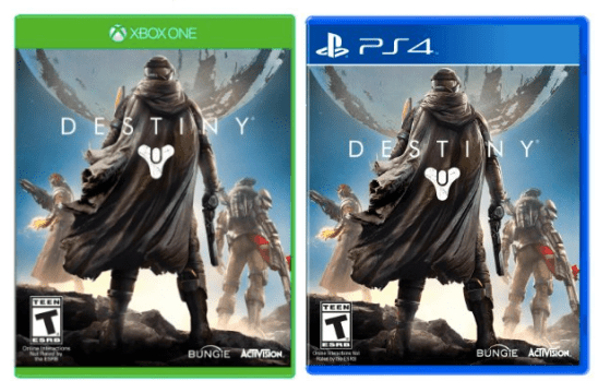Destiny On Playstation 4 and Xbox One Only $29.99 + FREE Prime Shipping (Reg. $60)!