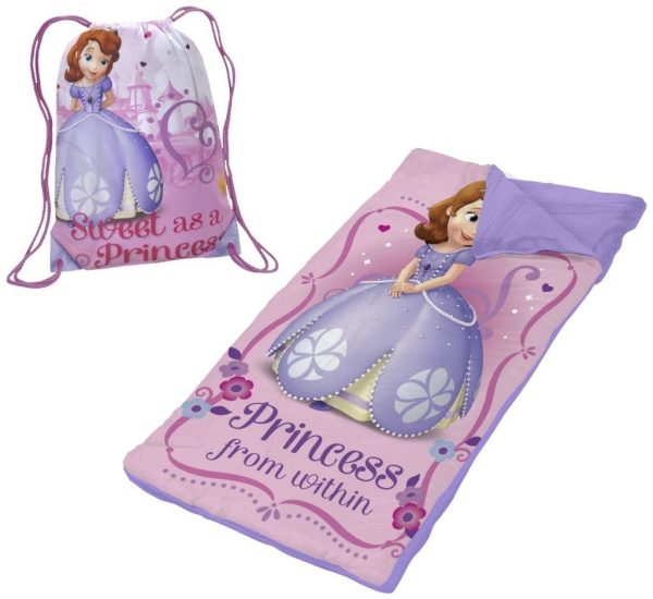 Disney Sofia The First Slumber Bag Set Just $9.98 (reg. $19.99)!