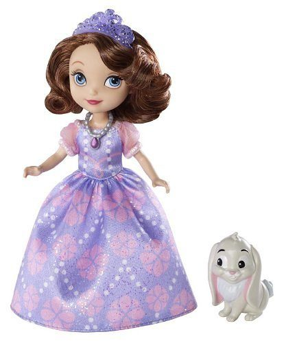 Disney Sofia The First Sofia Doll and Clover The Rabbit $6.57 + FREE Shipping with Prime!