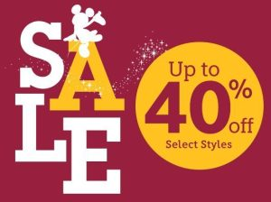 40% Off Markdowns At Disney Store As Low As $1.99!