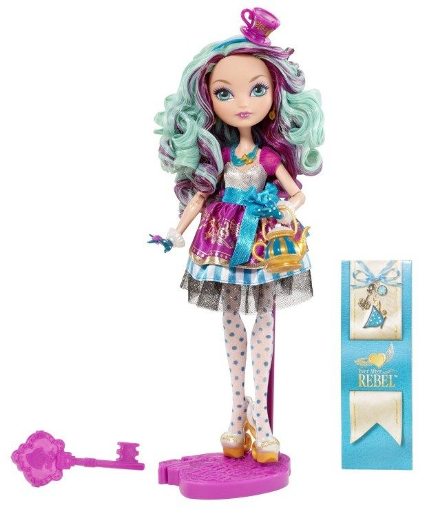 Ever After High Madeline Hatter Doll $9.99! (reg. $22.99)