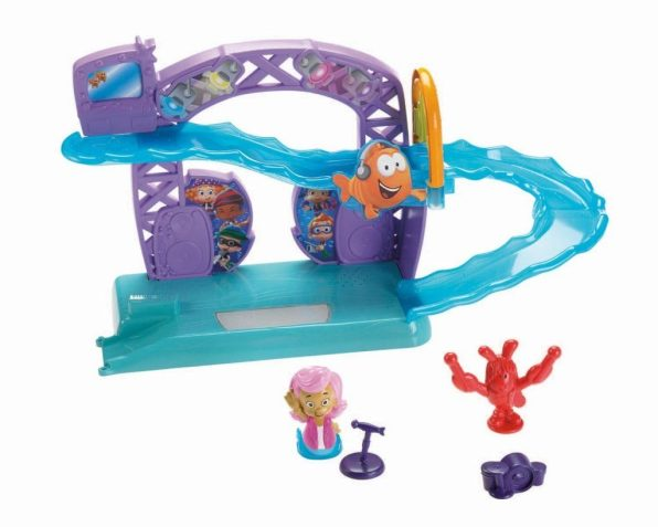Fisher-Price Bubble Guppies Rock and Roll Stage