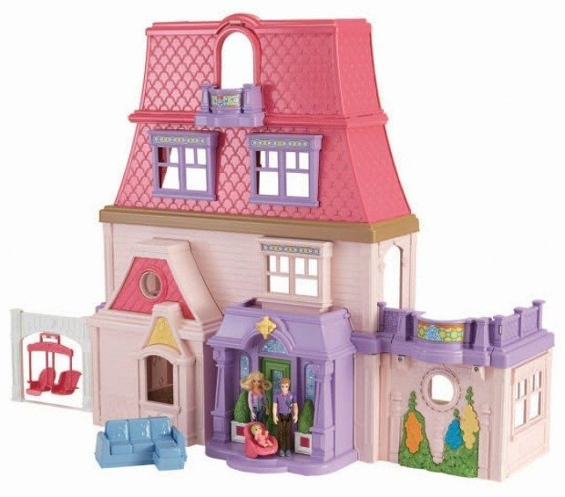 Fisher-Price Loving Family Dollhouse Was $70 Now Only $49.99!  Ships FREE!