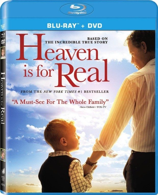 Heaven is For Real Blu-Ray / DVD Combo Just $6.28!