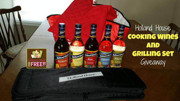 Holland House Wines Giveaway