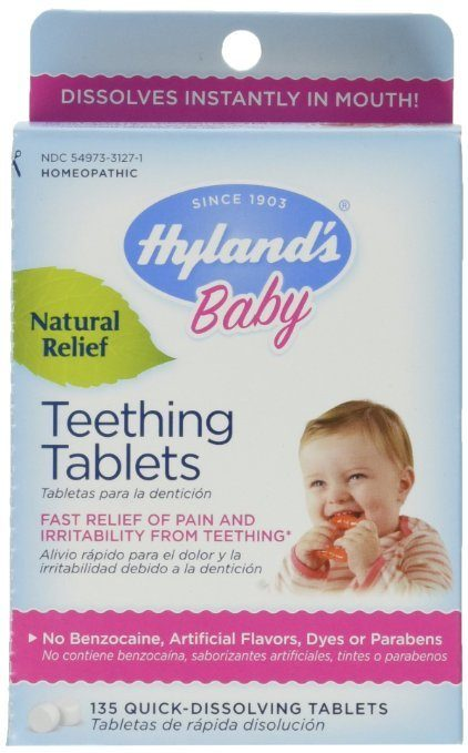 Hyland's Teething Tablets Just $5.84!