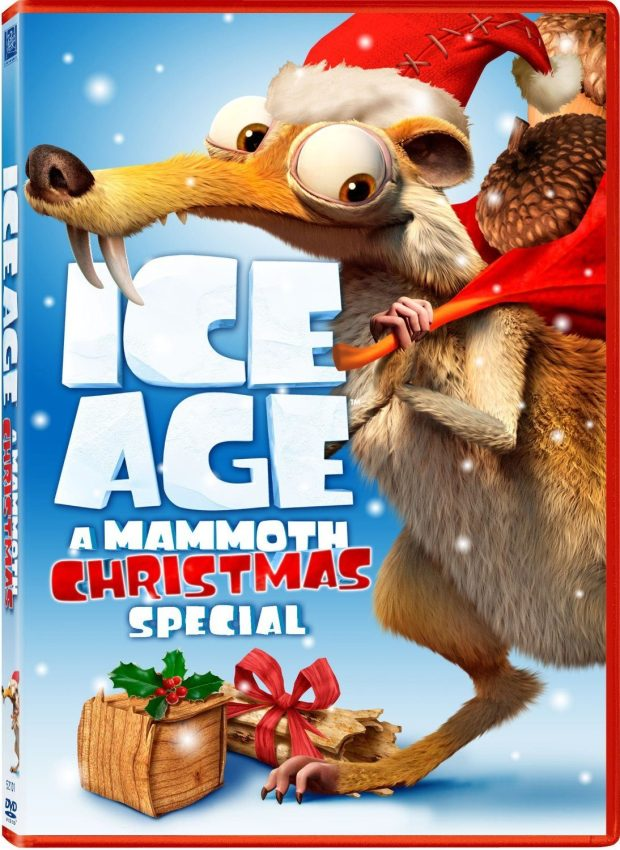 Ice Age: A Mammoth Christmas Special on DVD Just $4.99!