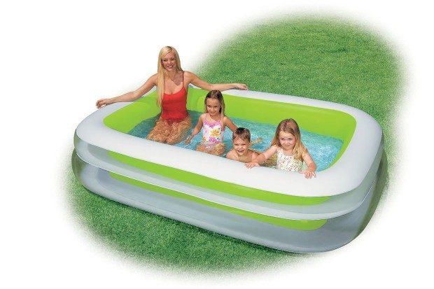 Intex Swim Center Family Inflatable Pool Just $19.88! (reg. $29.99)