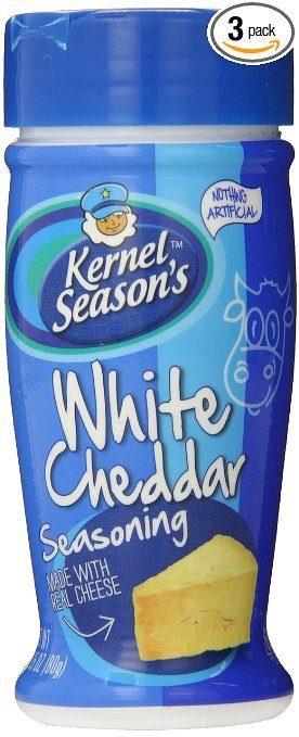 Kernel Season's White Cheddar Seasoning 3 Pack Only $5.64!