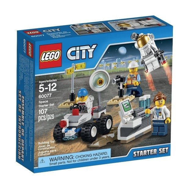 LEGO City Space Port Space Starter Building Kit Just $7.99!