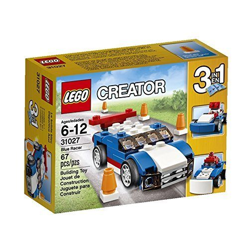 LEGO Creator Blue Racer Set Just $3.99!