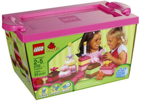 LEGO DUPLO Creative Cakes Set