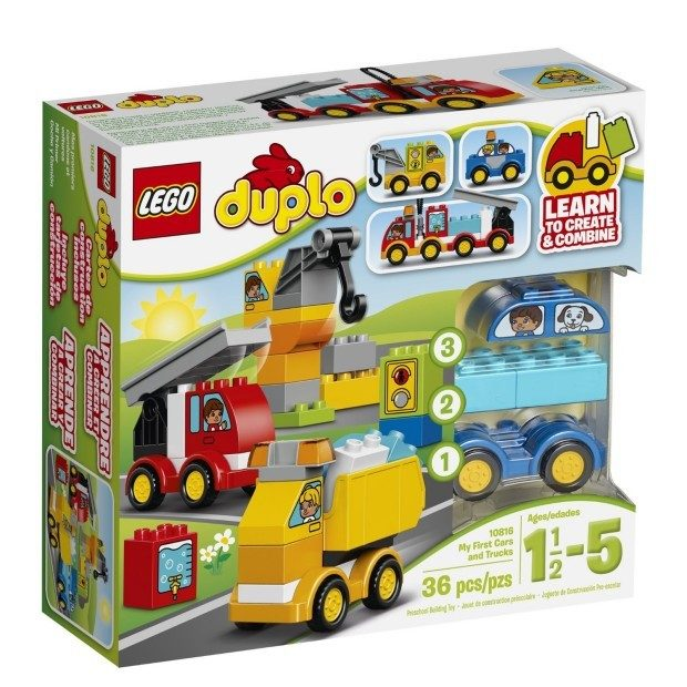 LEGO DUPLO My First Cars and Trucks Just $15.99!