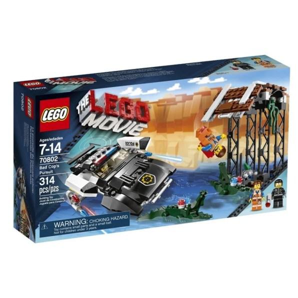 LEGO Movie Bad Cop's Pursuit