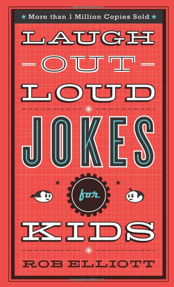 Laugh-Out-Loud Jokes for Kids Just $2.94!