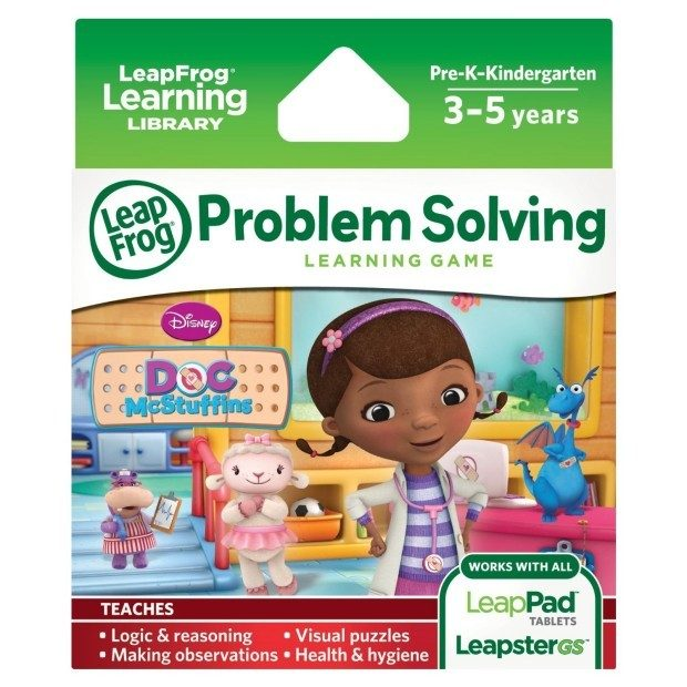LeapFrog Disney Doc McStuffins Learning Game Just $9.99! (reg. $24.99)