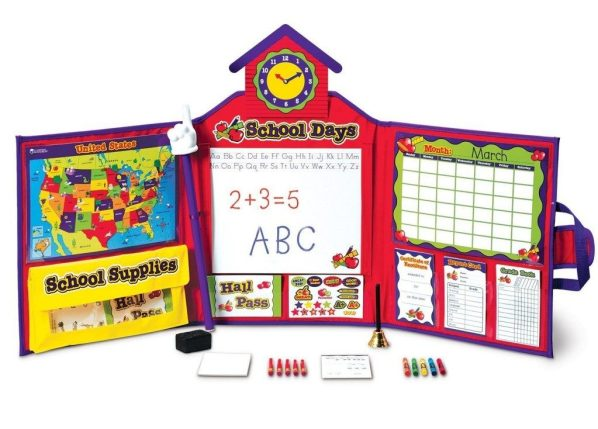 Learning Resources Pretend & Play School Set $13.78 + FREE Shipping with Prime! (reg. $36.99)