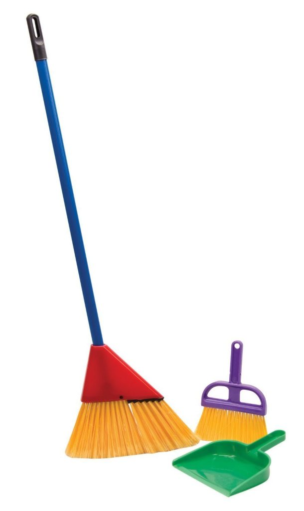Little Helper Broom Set Just $9.99!