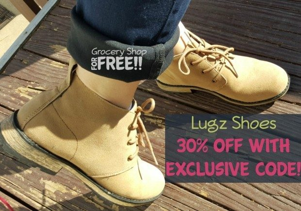 Lugz Shoes 30 Off with Exclusive Code!