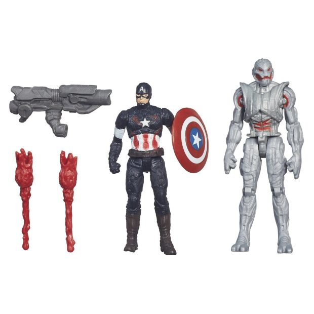 Marvel Avengers Age of Ultron Iron Man Lab Attack Playset Just $8.28! (Reg. $21.99)