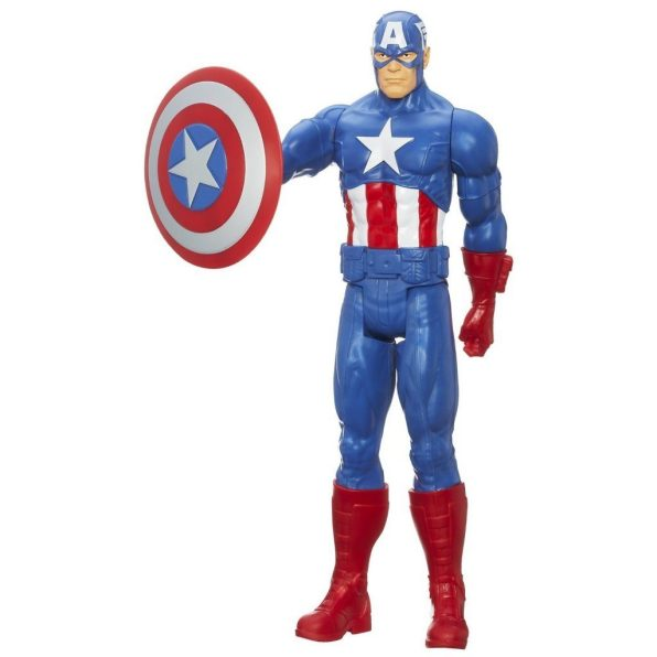 Captain America Figure, 12-Inch Just $7.99!
