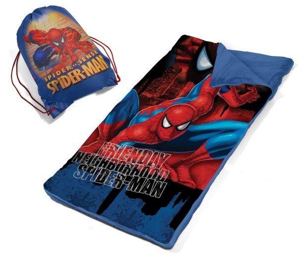 Marvel Spiderman Slumber Bag Set Just $9.57! Best Price!