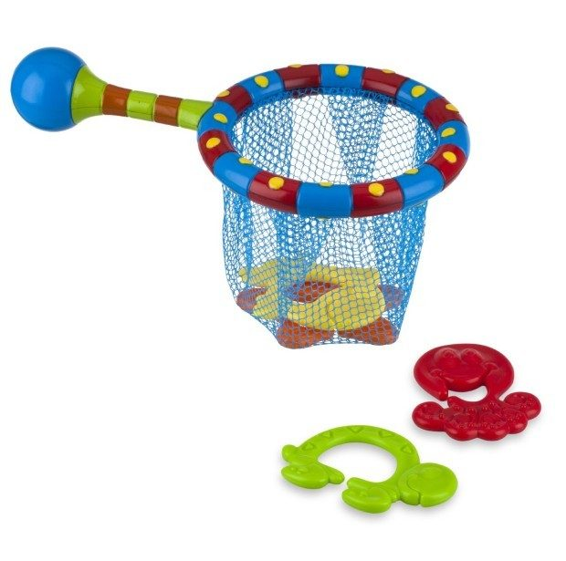 Nuby Splash 'n Catch Bath Time Fishing Set $5.95!