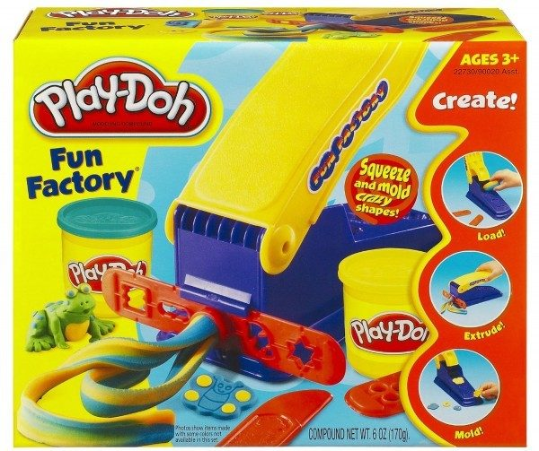 Play-Doh Fun Factory Just $4.99!