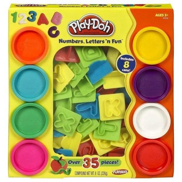 Play-Doh Numbers Letters N Fun Art Toy Just $7! (reg. $11.99)