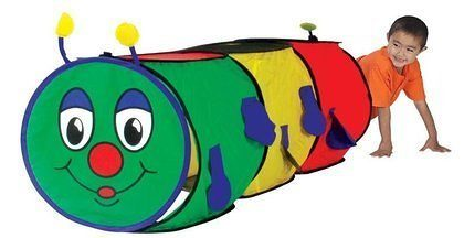 Playhut Wiggly Worm Tunnel $12.75 + FREE Shipping with Prime!