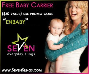 FREE Baby Sling!  Just Pay Shipping!