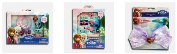 Disney Frozen Accessories As Low As $5.48 SHIPPED!