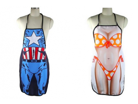 Cute Novelty Aprons Only $4.93 + FREE Shipping!