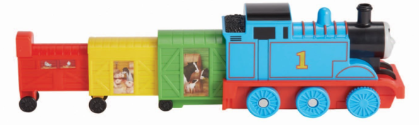 Thomas the Train: Thomas' Stretching Cargo $10.27 + FREE Prime Shipping (Reg. $19.99)!