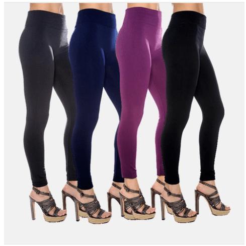 Women's Trendy Fleece Leggings Only $7.99 + FREE Shipping (Reg. $19.99)!