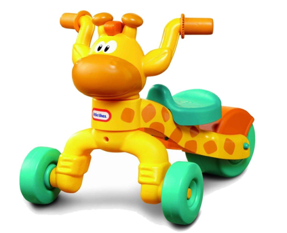 Little Tikes Go and Grow Lil' Rollin' Giraffe Just $19.99 + FREE Prime Shipping (Reg. $30)!
