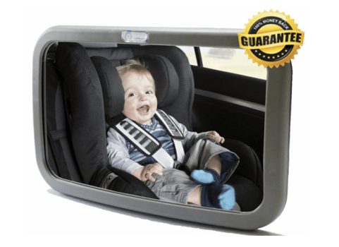 Baby & Mom Rear View Baby Mirror Only $15.99 + FREE Prime Shipping (Reg $29.99)!