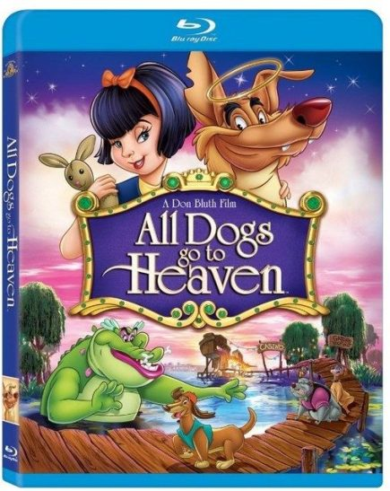 All Dogs Go To Heaven Blu-ray DVD Only $3.99 + FREE Prime Shipping (Reg. $20)!