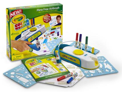 Crayola Color Wonder Mess-Free Airbrush Kit Just $8.97! Down From $19.97!